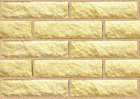 Облицовочный кирпич SAHARA ROCK (желтый)