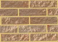 Плитка фасадная (оранжевый)
