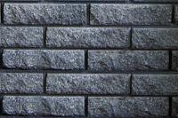 Плитка фасадная NERO FACADE (черный)