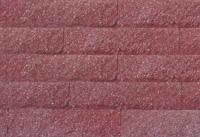 Плитка фасадная CINNABAR FACADE (красный)