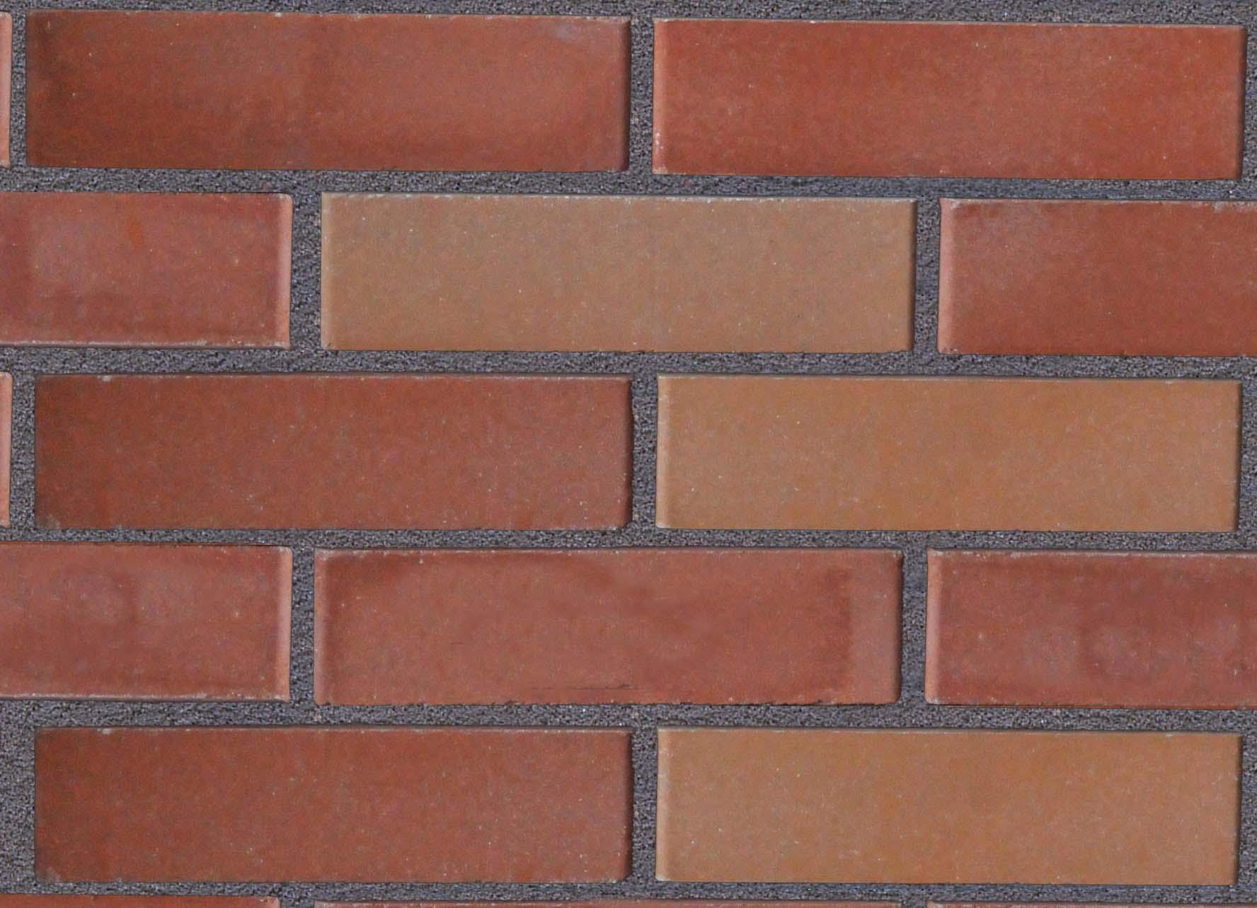 Кирпич облицовочный (терракотово-коричневый)