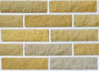 Облицовочный камень (желтый)