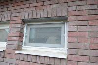 Фото отделки окна гладким кирпичом, гладкий облицовочный кирпич ЧЕРНИЧНЫЙ