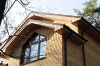 Фото дома из облицовочного кирпича, гладкий кирпич облицовочный ЖЕЛТО-ЗЕЛЕНЫЙ
