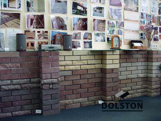 Магазин кирпича DOLSTON™