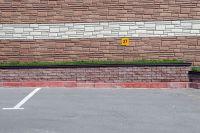 Фото облицовки цоколя плиткой под кирпич, плитка под кирпич ТЕРРАКОТ