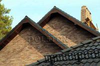 Фото дома из кирпича баварская кладка, баварская кладка кирпича ГОРЬКИЙ ШОКОЛАД