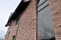 Фото отделки окна кирпичом, баварская кладка облицовочного кирпича КАЛЕЙДОСКОП