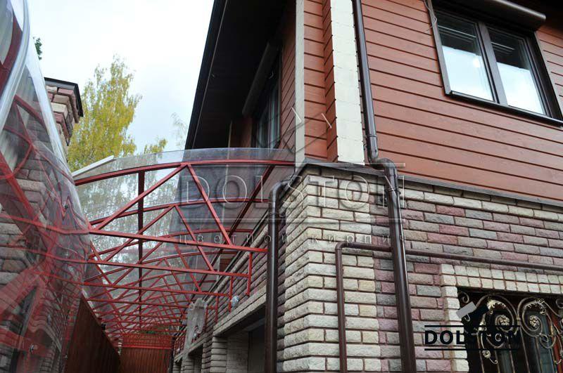 Фото дома из кирпича баварская кладка баварская кладка облицовочного кирпича ВИШНЕВЫЙ