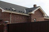 Фото дома из кирпича баварская кладка, баварская кладка облицовочного кирпича ЧЕРНИКА