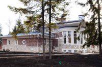 Фото дома из кирпича баварская кладка, баварская кладка облицовочного кирпича КАЛЕЙДОСКОП