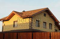 Фото дома из кирпича баварская кладка, баварская кладка кирпича ЖЕЛТО-ЗЕЛЕНЫЙ
