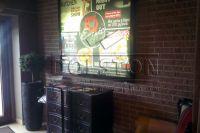 Облицовочная плитка под кирпич в интерьере, плитка фасадная PORTO FACADE (красный)