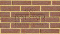 Пример кирпичной кладки, кирпич облицовочный TERRAKOTA ROCK (коричневый)