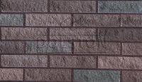 Образец плитки под кирпич, плитка фасадная PYRANO BLEND FACADE (коричневый)