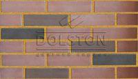 Пример кирпичной кладки, баварская кладка облицовочного кирпича