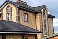 Дом из облицовочного кирпича Долстон
